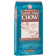 50LB. PURINA GAME FISH CHOW-120
