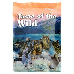 30LB Taste of The Wild Wetlands Wild Fowl-126