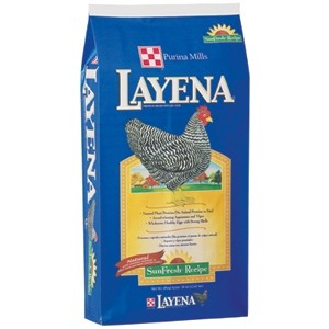 50LB. PURINA LAYENA PELLETS-172