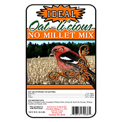 OAT LICIOUS TAG - Standish Milling