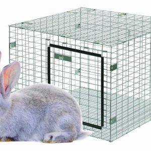 "24""x24"" Rabbit Cage (Wire Mesh)-1318"