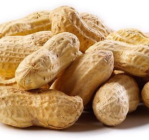 25LB Salted Inshell Peanuts-1322