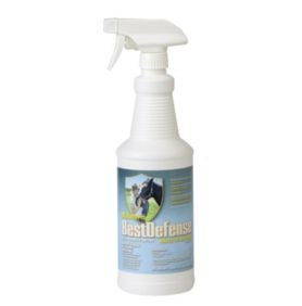 1QT Equine Fly/Mosquito Best Defence Fly Spray-Concentrate-1393