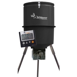 300LB 40 Gal. Poly Barrel W/6V Digital Unit -1421