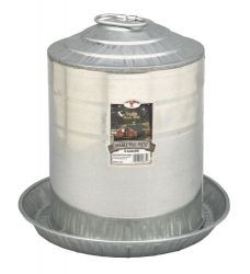 Galv. DBL Wall Fountain 5 Gal.-1566