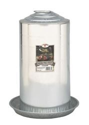 Galv. DBL Wall Fountain 8 Gal.-1567