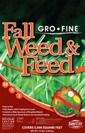 13LB Gro-Fine Fall Weed & Feed-1610