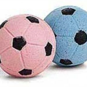 "1.5"" CAT TOY SOCCER SPONGE BAL-1768"