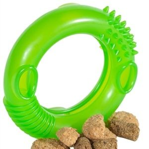 FORAGING RING DOG TOY-SMALL-290