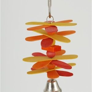 WHIRLY DING BIRD TOY-308