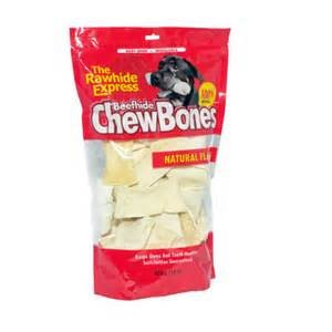 1LB NATURAL RAWHIDE CHIPS-373