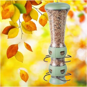 SELECT A BIRD TUBE FEEDER-549