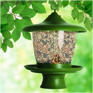 HEIGHT ADJUSTABLE BIRD FEEDER-550