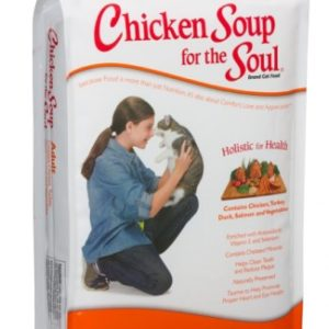 18LB Chicken Soup Adult Cat-674