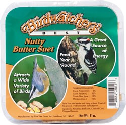 11oz NUTTY BUTTER SUET-697