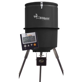 225LB 30 Gal. Poly Barrel Feeder W/TH-6VP-727