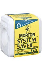 25LB Morton System Saver Block W/Sleeve-856