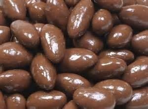 25LB Milk Chocolate Covered Almonds-990