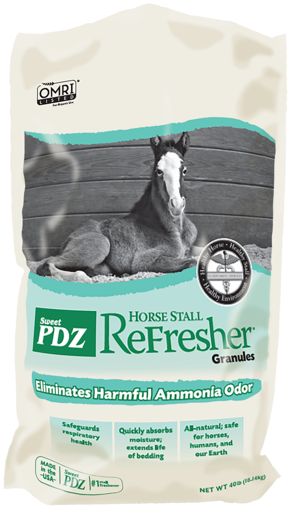 Horse stall Refresher-Standish Milling