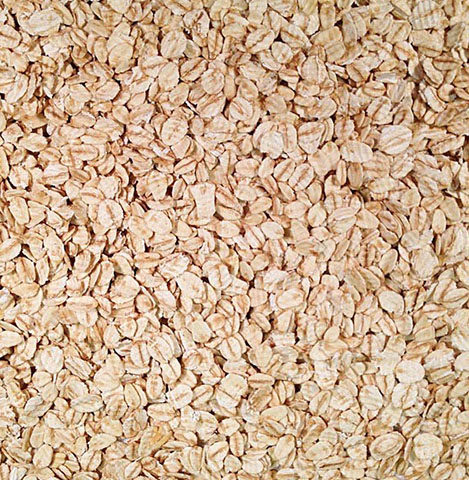 50lb Steam Crimped Oats Standish Milling