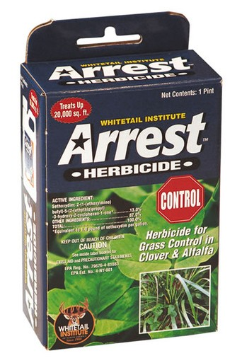 1 Pint Whitetail Institute Arrest Herbicide-1400