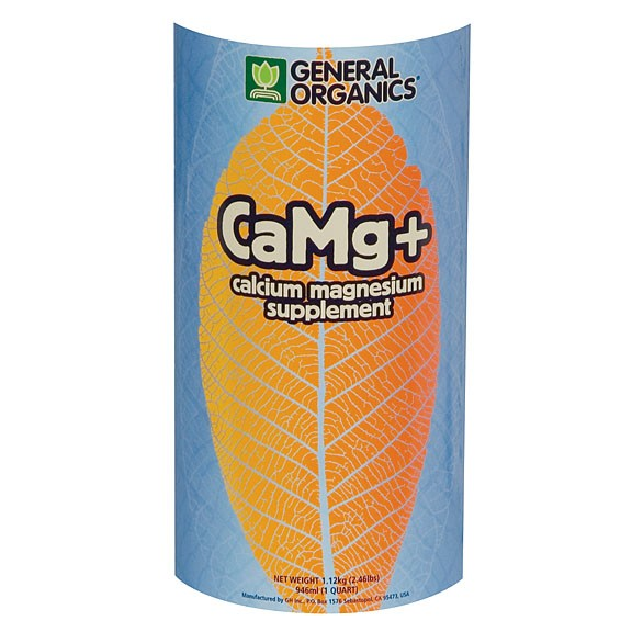 Camg 1 qt standish milling company for Indoor gardening nutrients