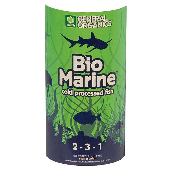 Biomarine 1 qt standish milling company for Indoor gardening nutrients