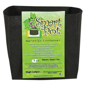 Smart Pot Square, 3 Gallon-1863
