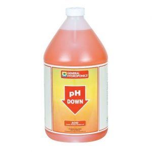 General Hydroponics pH Down, gal-1885