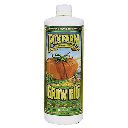 Grow Big Concentrate-Standish Milling