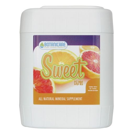 Sweet Carbo Citrus,-Standish Milling