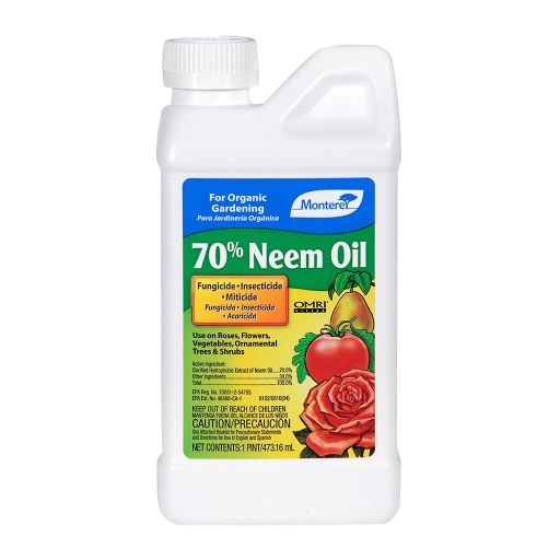 Neem oil 16 oz standish milling company for Indoor gardening nutrients