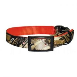 "1""x26"" Camo Reversable Nylon Dog Collar-1973"