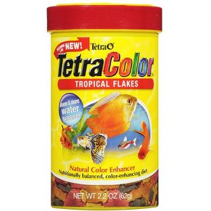 2.2 oz. TetraColor Plus Tropical Flakes-1983