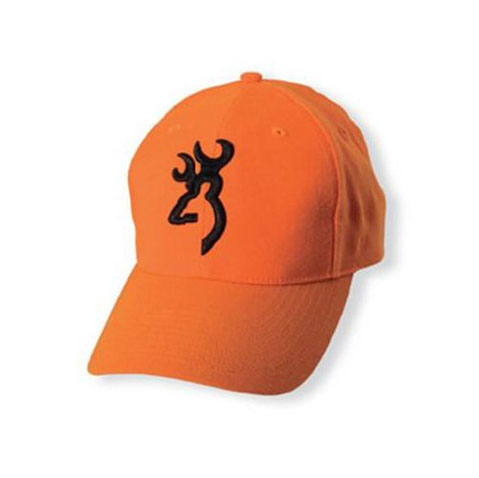 Browning Safety Hat W 3D Buckmark - Standish Milling