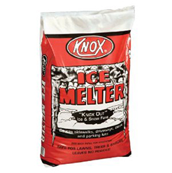 knox ice melter 50lb - Standish Milling