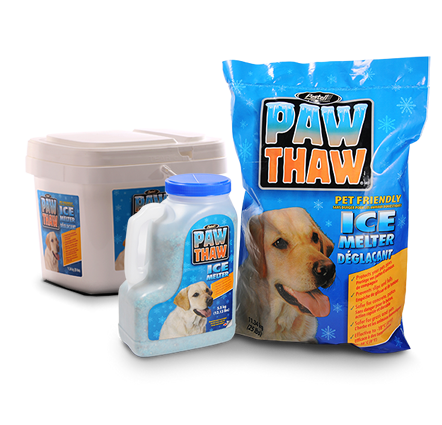 Paw thaw-Standish Milling