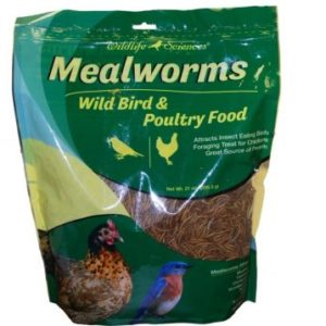 Meal Worms-Standish Milling