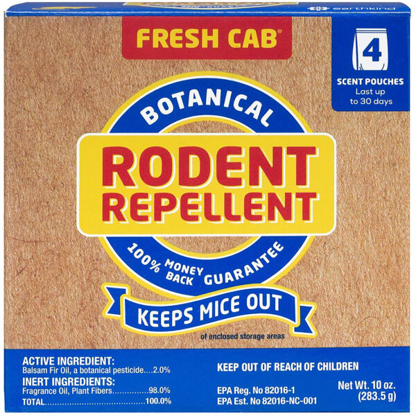 Rodent Repellent-Standish Milling